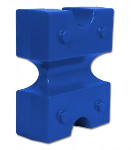 Cavaletti-Block aus Kunststoff