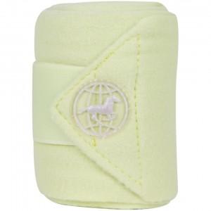 Bandagen fleece, set von 4 stück