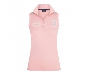 Polo shirt Sleeveless Favouritas Tech