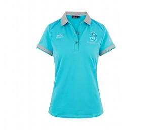 Damen Poloshirt Favouritas Tech