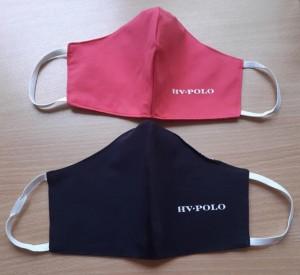 Gesichtsmaske mit Gummizug HVPL