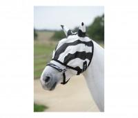 Zebra Buzz Off Fly Mask