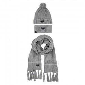 Set Mütze, Schal und Stirnband Harper