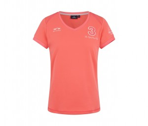 Damen T-shirt Favouritas Tech