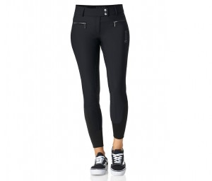 Damen Reithose New York Grip
