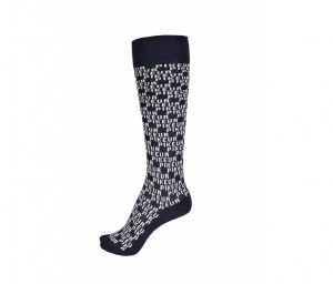 Damen Socken STRUMPF LOGO ALL OVER F/S 20