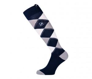 Damen Karo Socken SS18