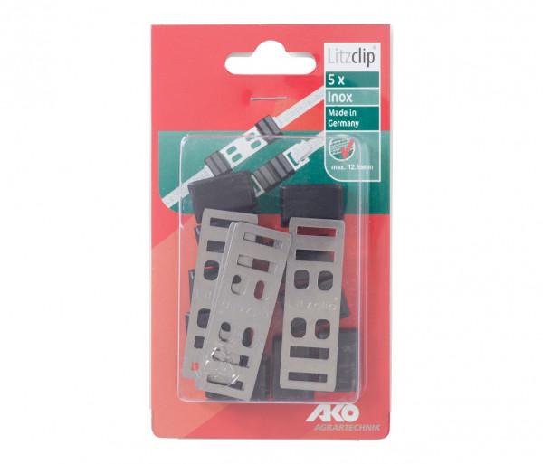 Bandverbinder Litzclip 12,5 mm