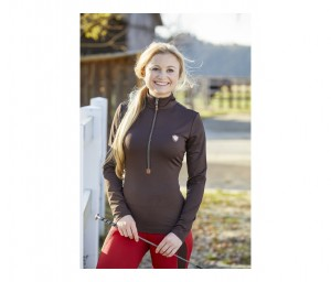 Damen Active Shirt Charlot