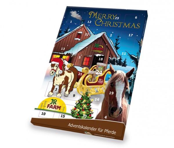 Pferde Weihnachtskalender.Adventskalender Für Pferde 2017