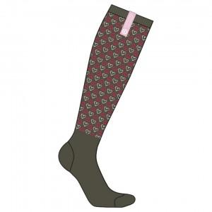 Set Socken Love Me, 6 Paar