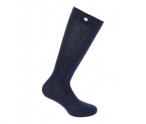 Strass Socken