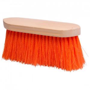 IRH-Dandy Bürste mit lange Nylon Haaren und Holzrü