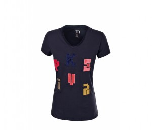 Damen T-Shirt MARY F/S 20