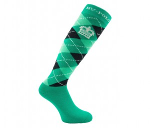Damen Socks Argyle