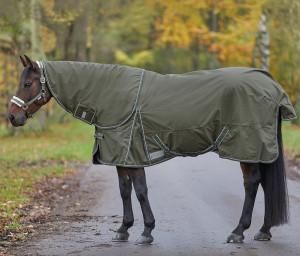 Outdoordecke Economic High Neck Fleece